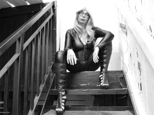 Barby's Catsuit