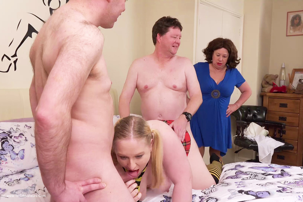 DirtyDoctor - Caught By Anuntie Pt1 scene 0