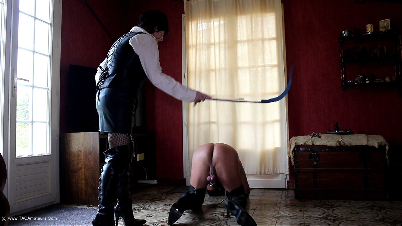 MaryBitch - Sissy Slut Training Pt1 scene 2