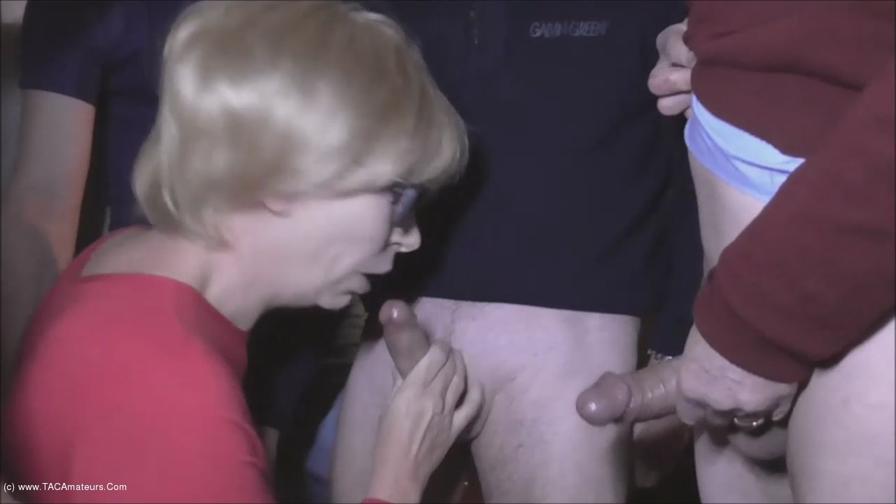 BarbySlut - Barby's Dirty Bukkake scene 2