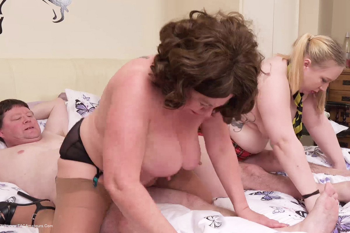 DirtyDoctor - Caught By Anuntie Pt3 scene 2