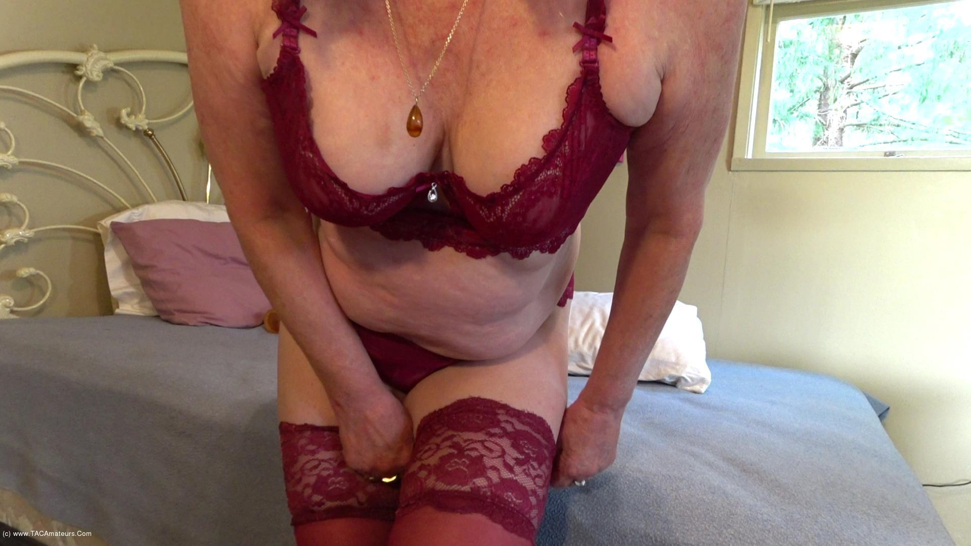 CougarBabeJolee - Panty Sniff Sniff. Cum Get Some Hot Arse In Panties scene 0