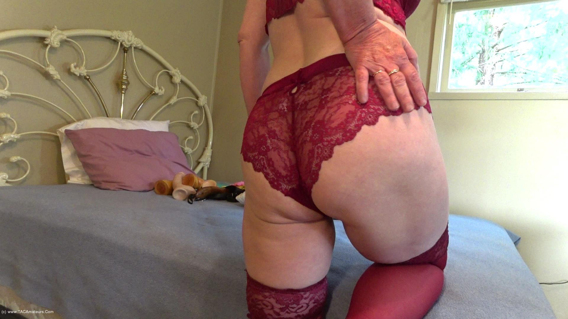 CougarBabeJolee - Panty Sniff Sniff. Cum Get Some Hot Arse In Panties scene 1