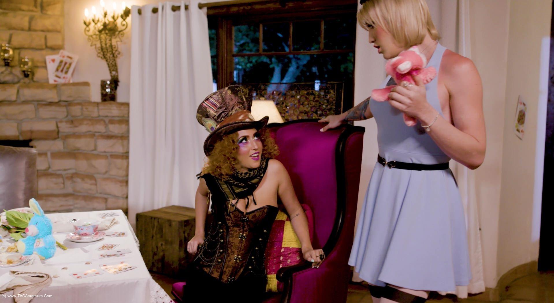 LenaKelly - Lena at the tranny tea party 2 scene 0