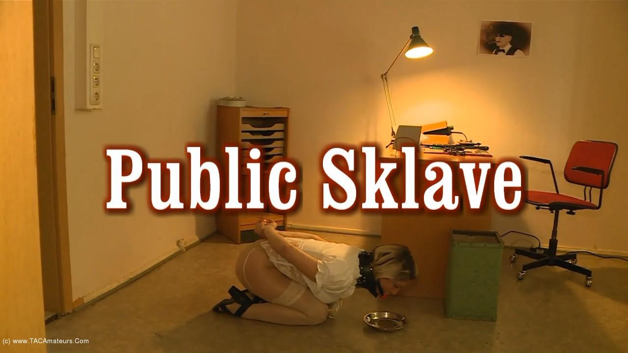 AngelEyes - Public Slave Pt1 scene 0