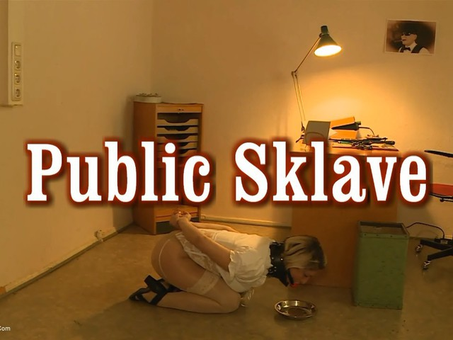 AngelEyes - Public Slave Pt1