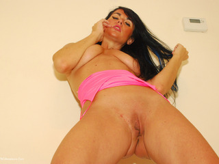 Raunchy Raven - Hot Pants  Pink Pt2 Picture Gallery