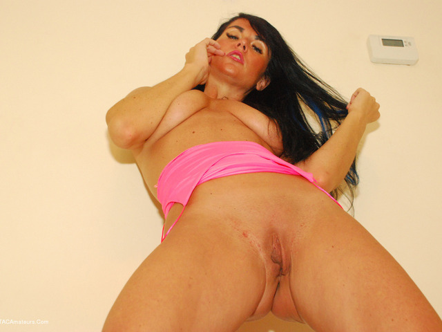 RaunchyRaven - Hot Pants  Pink Pt2