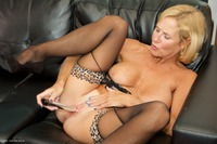 Molly-MILF - Leopard Print Dress Pt3 Free Pic 4