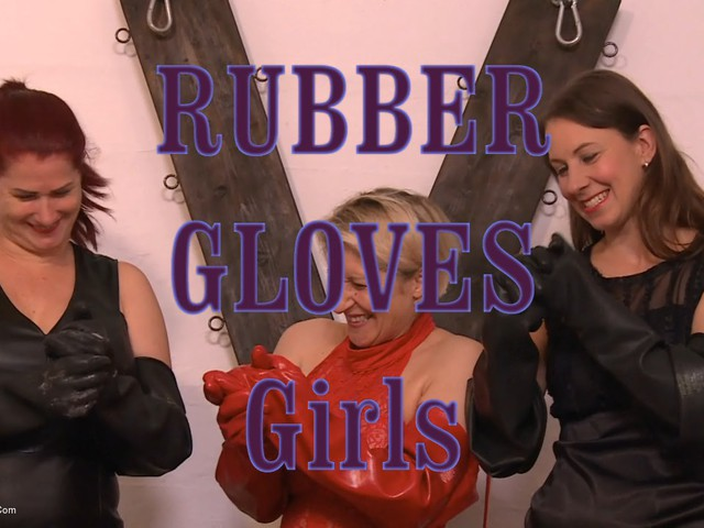 AngelEyes - Rubber Gloves Girls Pt1