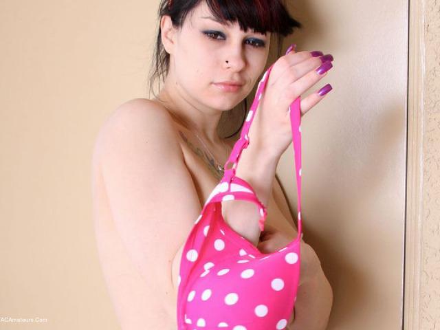 SusyRocks - Polka Dot Bikini Pt3