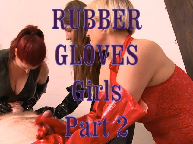 AngelEyes - Rubber Gloves Girls Pt2