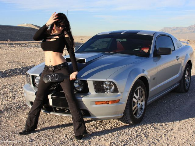 SusyRocks - Mustang Pt2