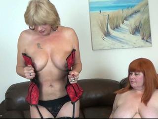 Mrs Leather & Dimonty Strippi