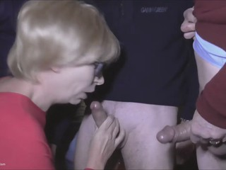 Barby Slut - Barbys Dirty Bukkake Pt3 HD Video