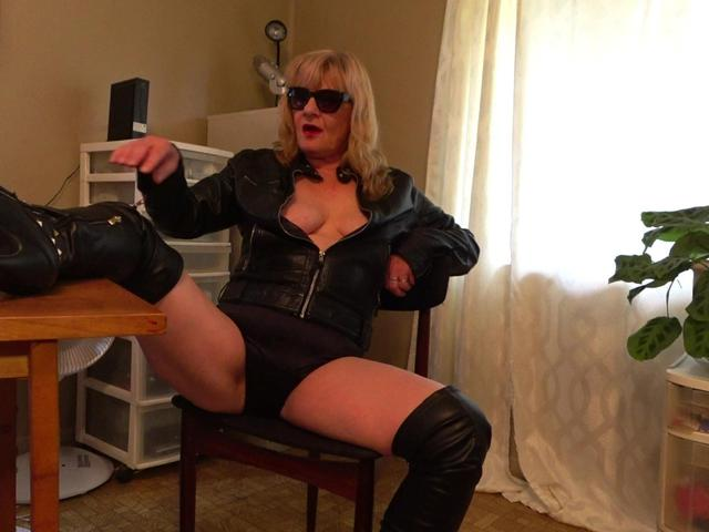 I'm In Leathers, Do As I Say!