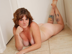 Misty B - Getting Naked for you Gallery