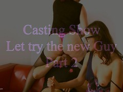 Angel Eyes - Casting Show, Let Us Try The New Guy Pt2 HD Video