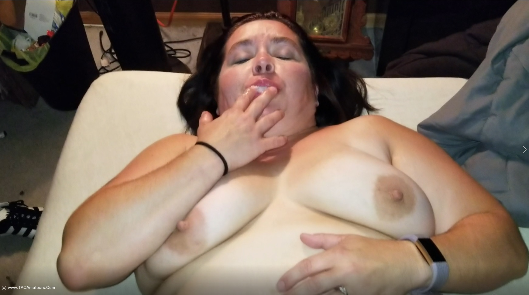 SexyNEBBW - SexyNEBBW Fucks Her Husband Pt2 scene 3