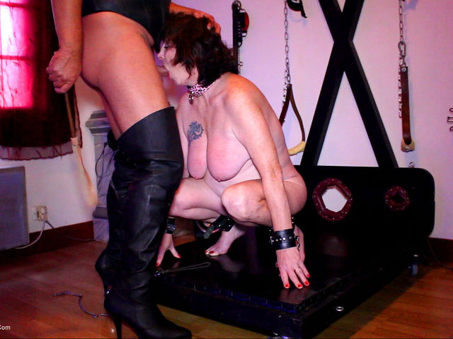 Punished & Humiliated Whore Pt1