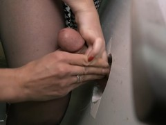 Angel Eyes - Glory Hole HD Video