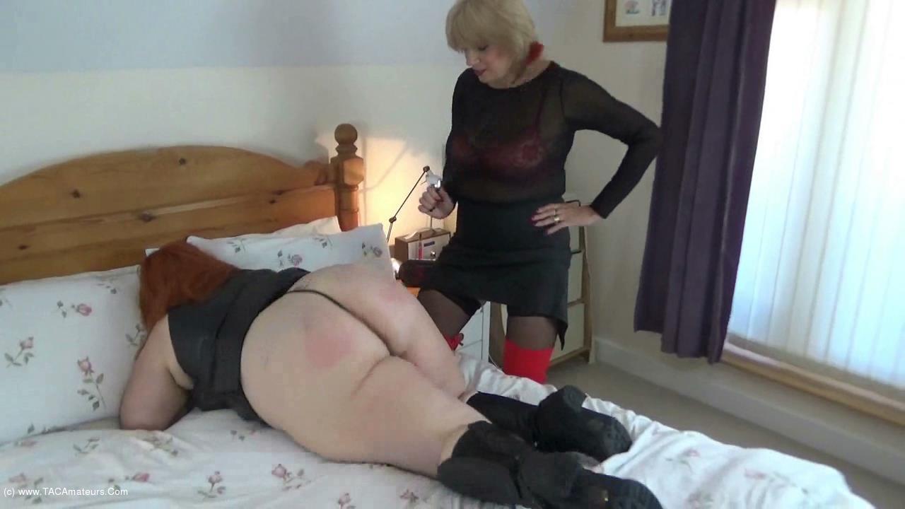 Dimonty - Dimonty & Mrs Leather scene 2