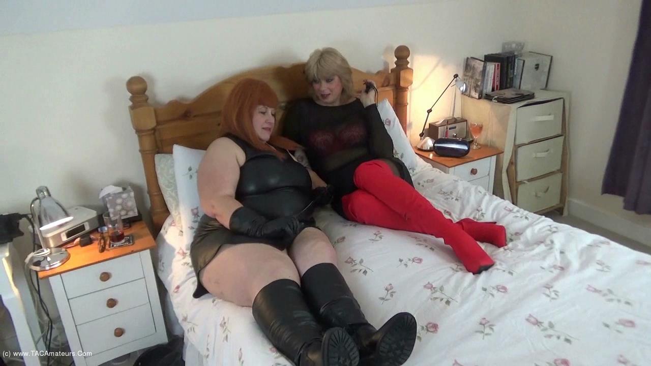 Dimonty - Dimonty & Mrs Leather scene 3