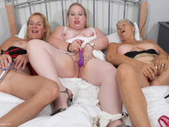 Savana - Three Girl Fun, Savana, Molly & Helena Pt2 HD Video