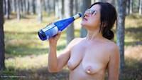 Diana-Ananta - Blue Bottle Free Pic 1