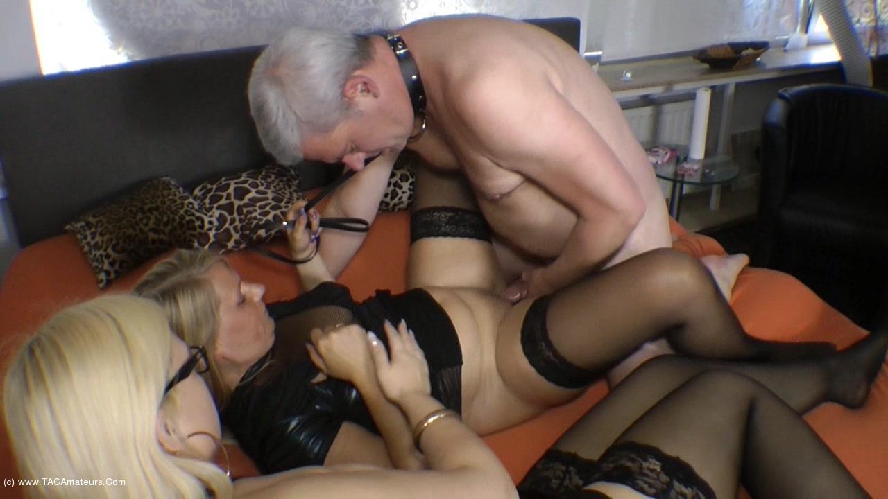 Sweet Susi - The Nylon Fuck Slave video