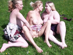 Molly MILF - A Walk In The Meadow Pt2 HD Video