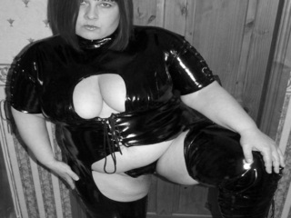 Kinky PVC All In One Outfit