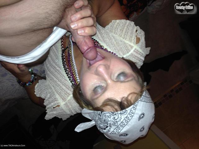 BustyBliss - Hippy Gypsy Cock Sucking