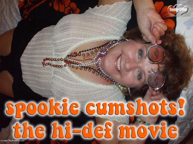 BustyBliss - Happy Hippy Halloween Pt2