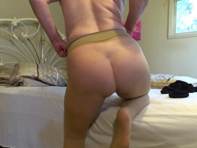 Sexy Nylon Play