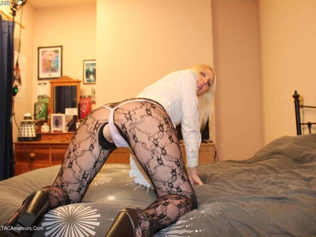Tracey's X-Rated Bodystocking