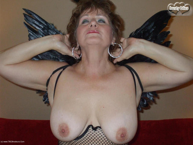 BustyBliss - Dark Bliss Angel