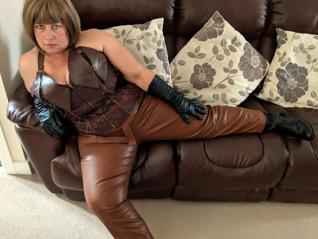Brown Leather Pt1