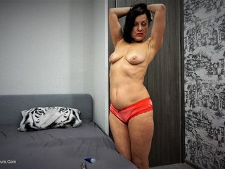 Diana Ananta - Red Panties Picture Gallery