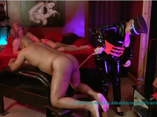 Curvy Claire - Curvy Claire Treats Dirty Dog To Some Trans Fun Pt1 HD Video