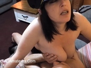 Juicey Janey - Piloted To A Cream Pie Orgasm HD Video