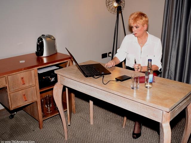 Stripping Secretary Pt1