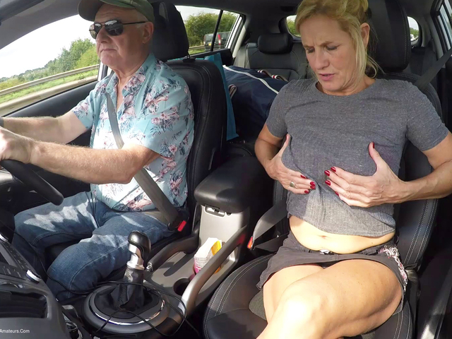 Flashing In The Car Pt1
