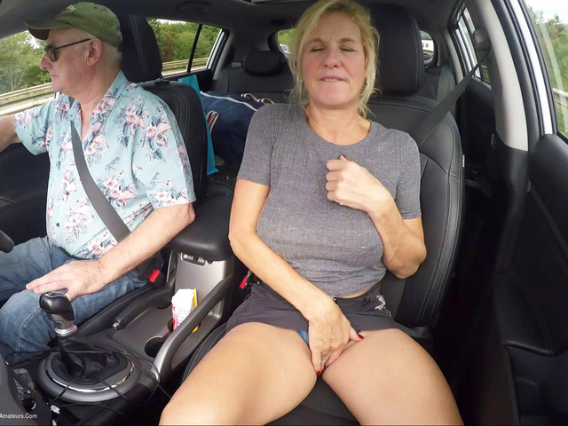 Flashing In The Car Pt2