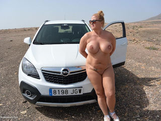 Nude Chrissy - Cruise To The Canaries Pt3 HD Video