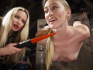 Kendra Spade - Drooling Electro Slut  The Anal Whore Orgy Pt4 HD Video