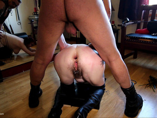 Mary Bitch - Pet Girl Whipped  Fucked Pt2 HD Video