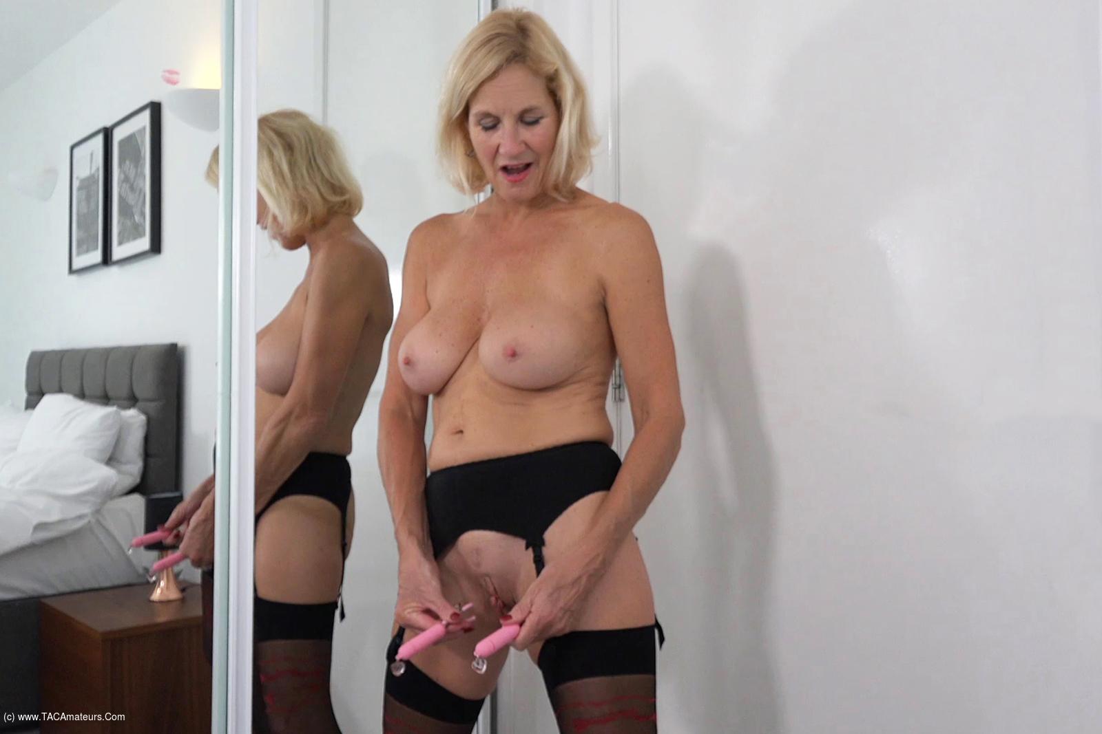 Clamps milf nipple Nipple