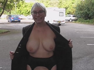 Barby Slut - Barby Goes Dogging HD Video