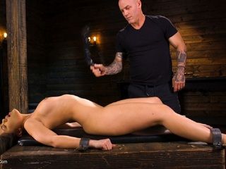 Kendra Spade - Kendra Spade The Insatiable Slave Pt2 HD Video